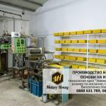 Производство на восъчни основи